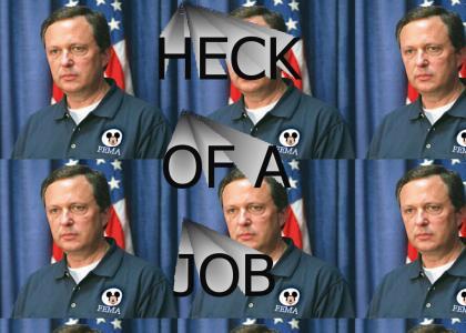 HECK OF A JOB