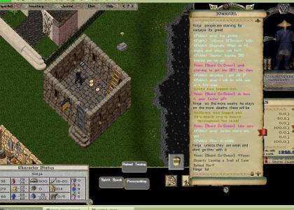 Ultima Online Hates Sanjaya Part 2