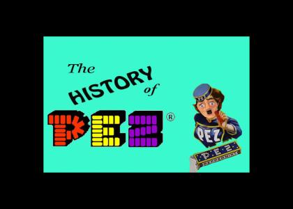 The History of Pez Dispensers
