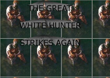 GREAT WHITE HUNTER