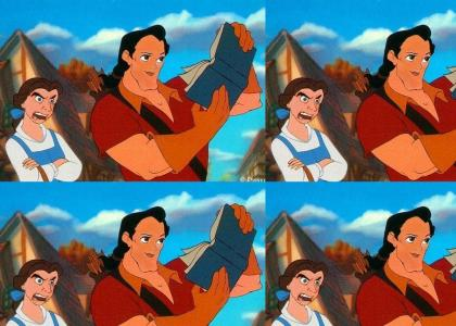 Belle and Gaston... What if?