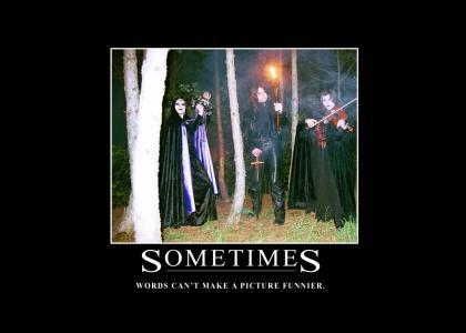 I am Gothic