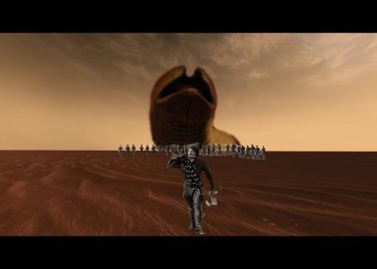 Mars = Dune???
