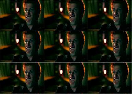 Andy Samberg Watches the 6th Sense
