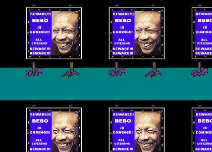 BEBO VALDES IS COMING!!!