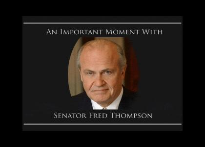 Fred Thompson Moment #
