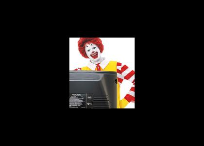 ronald discovers ytmnd