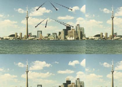 Meteors threaten Toronto!