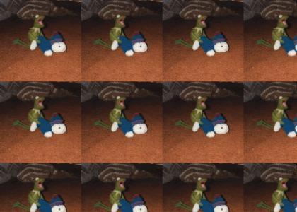 Kermit's Vacation
