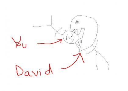David Eats People