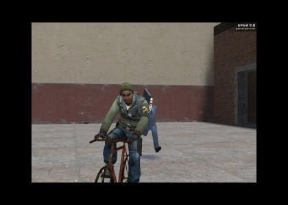 Nigga Stole Gman's Bike
