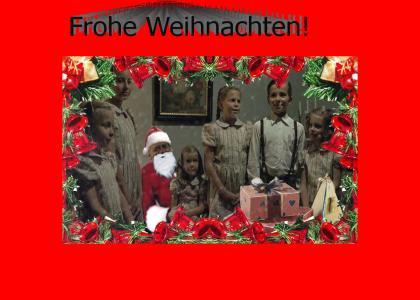 Hitler Clause Frohe Weihnachten
