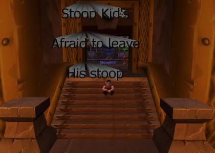 WoW Stoop Kid