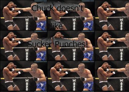 UFCSuckerPUNCH!!!