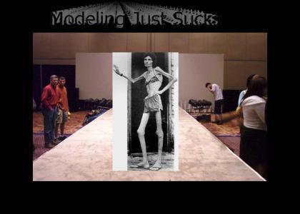 Modeling Just Sucks