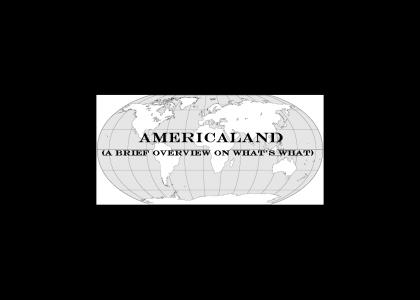 AMERICALAND (update)(refresh?)