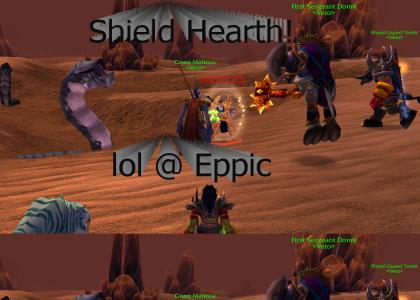 Shield Hearth Eppic