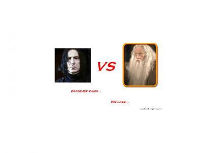 DumbledoreVSSnape