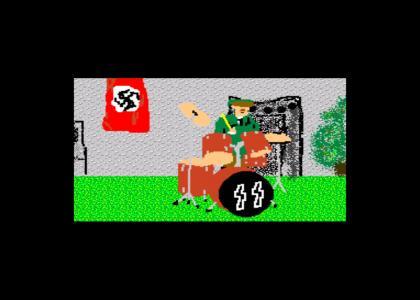 Hitler Drummer 2 (Mario Paint)