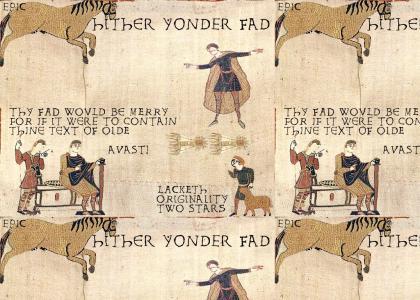 Medieval Fad