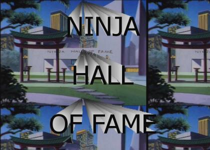 Ninja Hall Of Fame