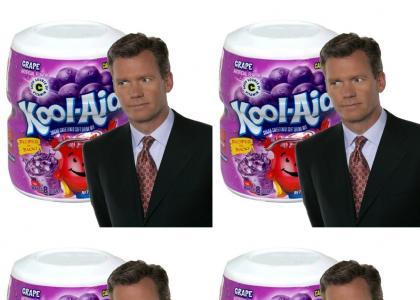 Chris Hansen's favorite Kool Aid flavor