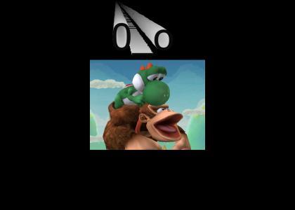 Yoshi and DK