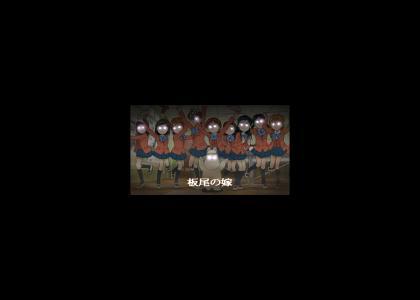 Undead Schoolgirls Dance With Finnish Thing