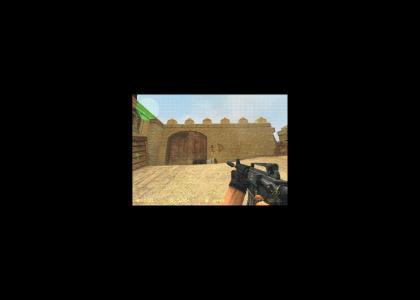 Counter-Strike Spam Attack!