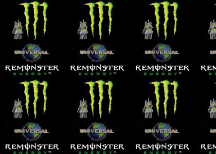 The New Monster Energy Drink!