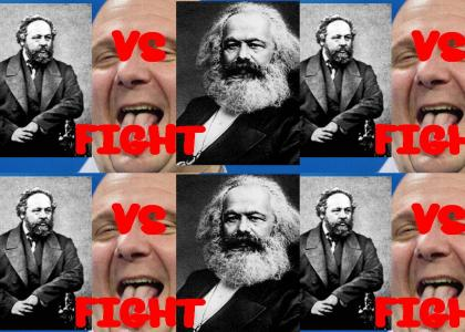 COMMIE FIGHT WHO WINS?
