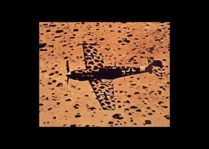 OMG!!! Secret Hidden Nazi Airplane!!!