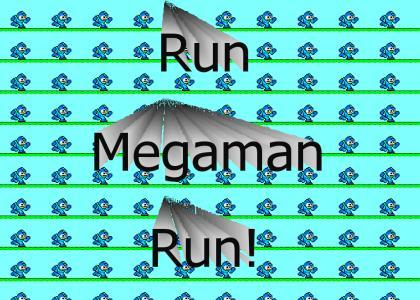 Run Megaman!
