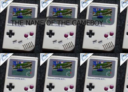 Pinkfloydtmnd: Name of the Gameboy