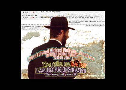 DZK is NOT RACIST! -- LOOK!