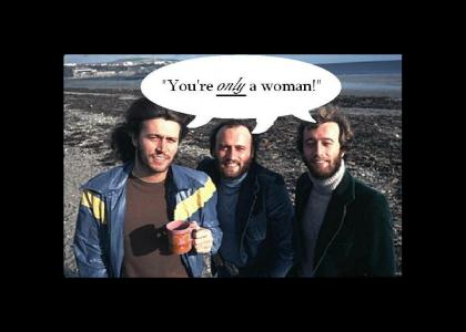 Bee Gees are Sexist