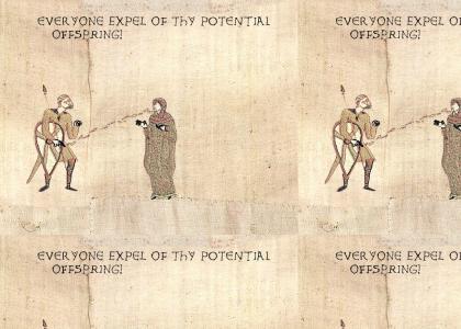 medieval skeet skeet