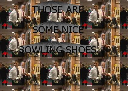Those are some nice Bowling Shoes
