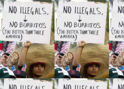 Illegals PWN!!