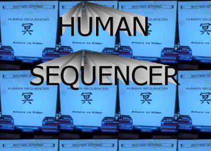 IIDX - Human Sequencer
