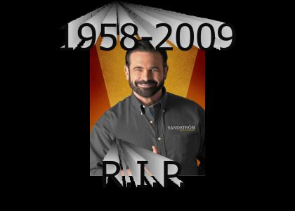 R.I.P. Billy Mays