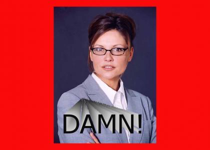 Sarah Palin: Vice President MILF