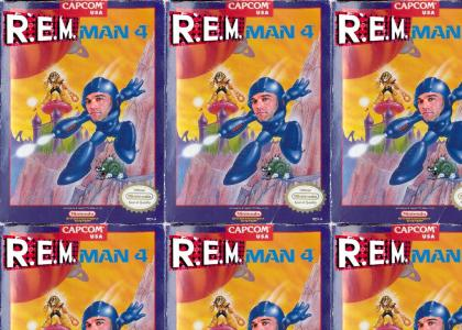 REM / Megaman Oddity