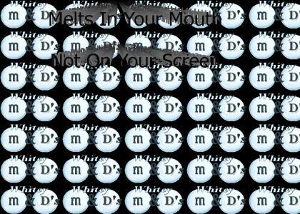 YTMND's New Candy(Whitey M&D's)