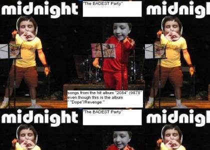 "Midnight B""adest Party"" - Hi Chris"
