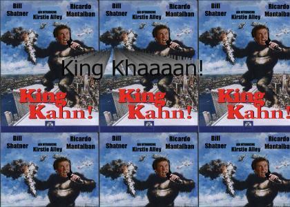 King Khan!