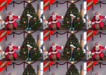 HOLIDAYTMND: Stan asks Santa for EVERYTHING.