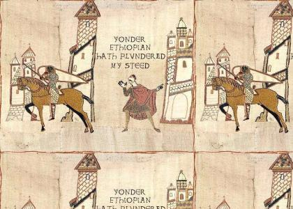 Medieval Nigga Stole My Bike