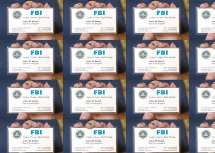 FBI Cyber Terrorism Unit Remix