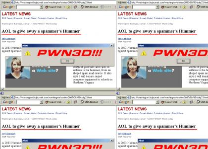 Spammers Owned